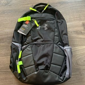 Under Armour Lacrosse Backpack NWT MSRP 79.99